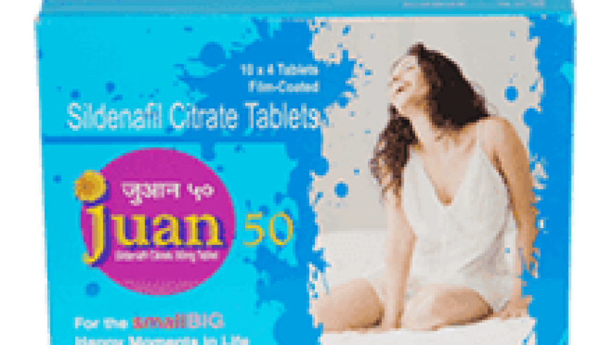 Juan 100 mg Tab Review: Sildenafil Brand from a Manufacturer with US FDA Warning