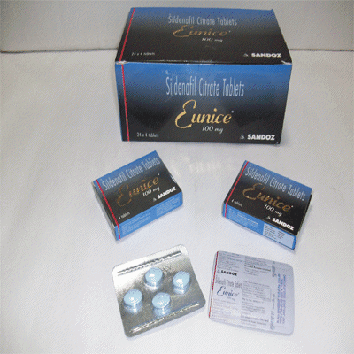 Eunice 100mg Review: Just Another Sildenafil Brand for Indian Market from a Pharma Giant
