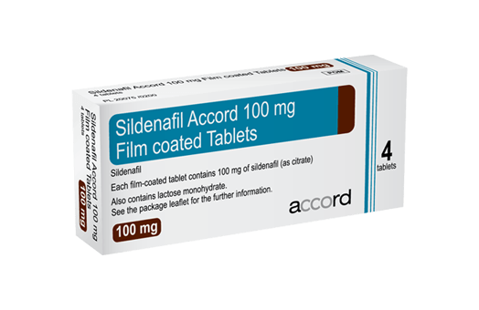 Accord Sildenafil 25/50/100mg Review: Promising Sildenafil Brand