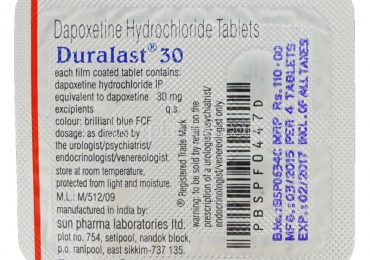Duralast Review: Fairly Effective Treatment of Premature Ejaculation
