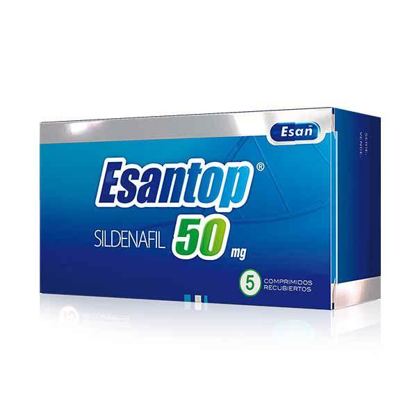 Esantop Sildenafil 50/100mg Chile Review: Potent Treatment for Erectile Dysfunction in Men