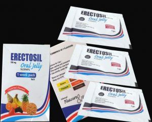 Erectosil Oral Jelly by Sunrise Remedies Pvt Ltd