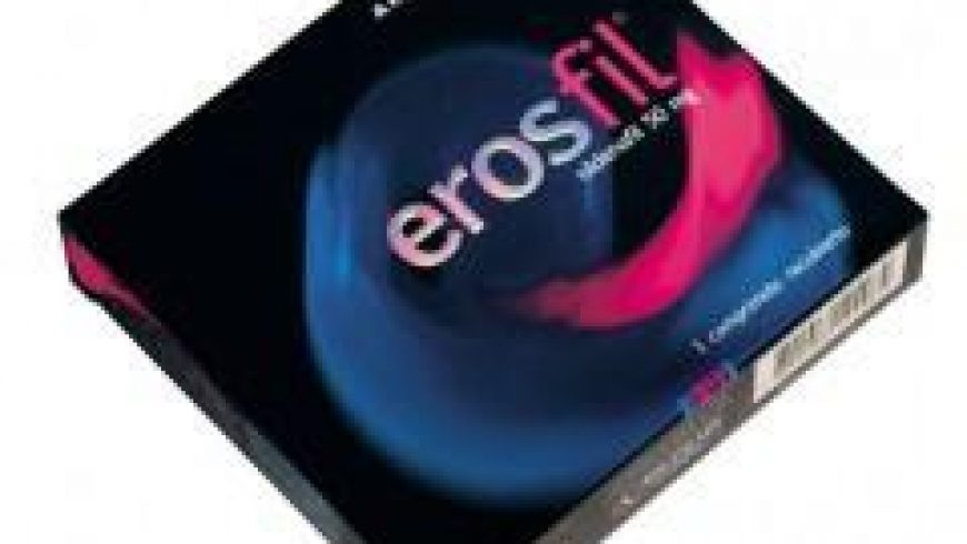 Erosfil 100 mg Review: Decent ED Medication for Erectile Dysfunction