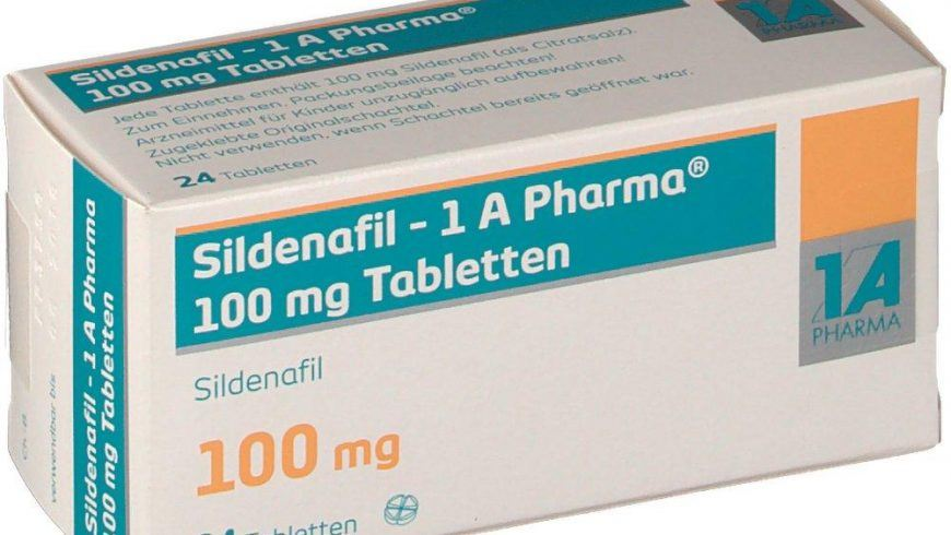 Sildenafil 1A Pharma 50mg/100mg Review: Yet To Be Discovered Treatment for Erectile Dysfunction