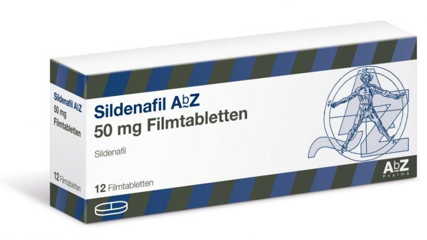Sildenafil AbZ 50/100 mg Review: Sildenafil Brand at Affordable Cost