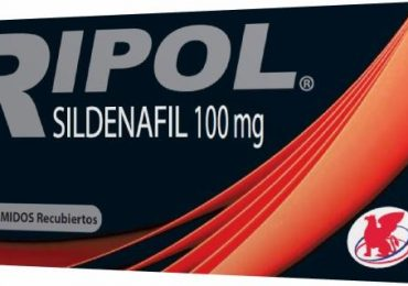 Ripol Sildenafil 100mg Review: Sildenafil Brand from a Pharma Giant Group