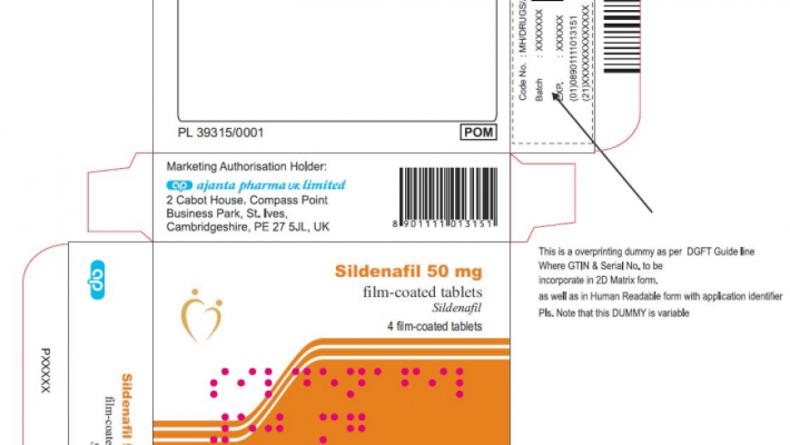 Sildenafil Ajanta Pharma Review: Not Yet Approved by Customers Treatment for ED