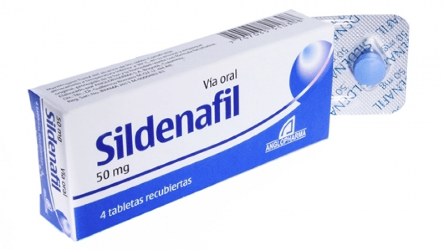 Sildenafil 50 mg Anglopharma Review: ED Product from a Shady Company