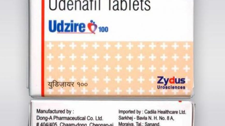 Udzire 100mg Review: New Player on Anti- ED Market