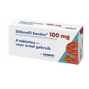 Sandoz Sildenafil by Sandoz
