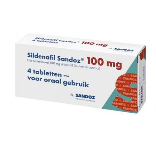 Sandoz Sildenafil Review: Sildenafil Brand that Can be Trusted