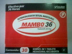 Mambo 36 by Calidad Pharma Chemie