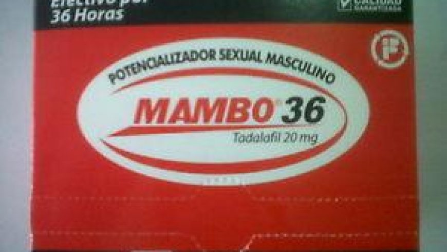 Mambo 36 Tadalafil 20 Mg Review: Consumer Alert – Generic Brand to Avoid!