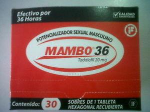Mambo 36 Tadalafil 20 Mg Review: Consumer Alert – Generic Brand to Avoid!