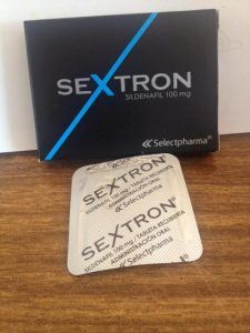 Sextron by Laboratorio Selectpharma