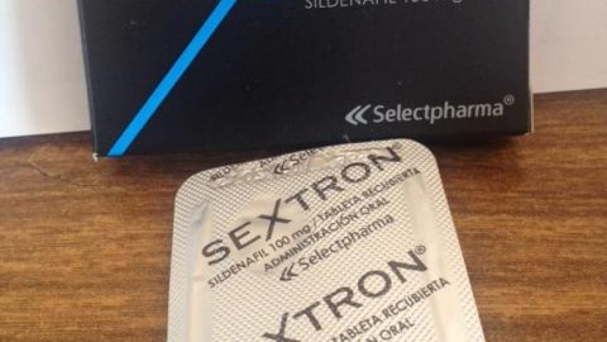 Sextron Sildenafil Review: Rarely Used Anti-Erectile Agent