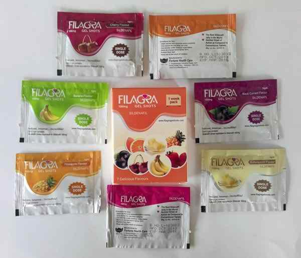 Filagra 50/100/200mg/Oral Jelly Review: Quality Product to Boost Female Libido