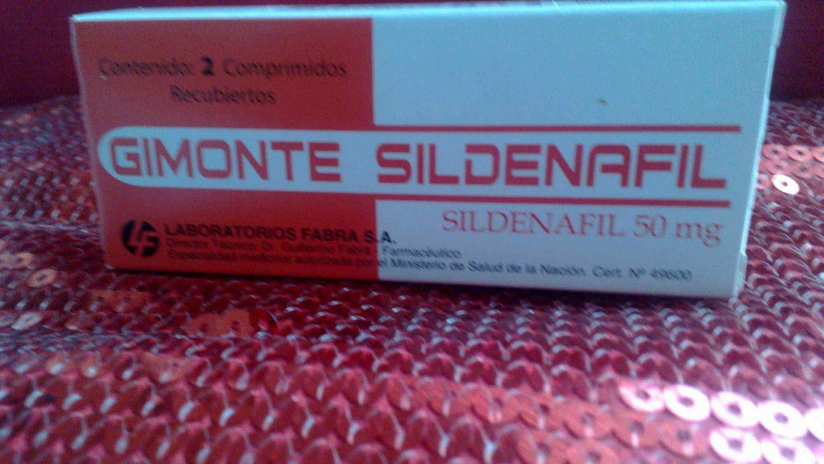 Gimonte Sildenafil 50mg Review: Rather Expensive Blind Buy