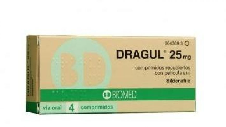 Dragul 100mg Review: Oral Treatment for Erectile Dysfunction