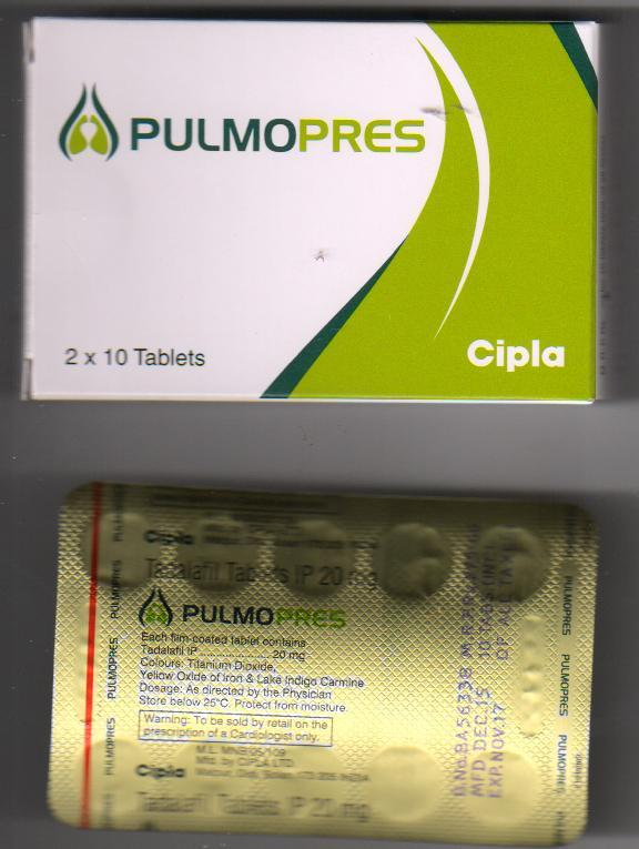 Pulmopres 20mg Review: No Need to Pay High Price for Rocking Hard!