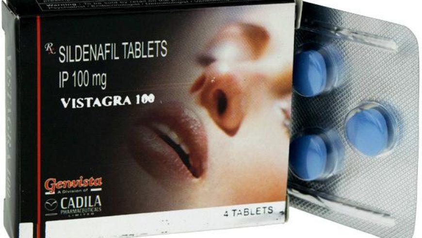 Cadila Vistagra 100 Review: Excellent ED Drug of Choice