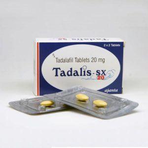 Tadalis-SX by Ajanta Pharma
