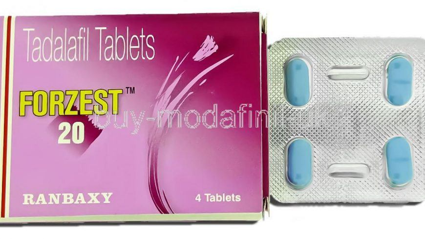 Forzest Ranbaxy Review: Unfolded Truth About Efficacious Drug for Erectile Dysfunction