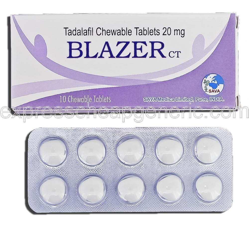 Blazer 10/20mg Chewable Tablet Review: Uncommon Treatment for Erectile Dysfunction