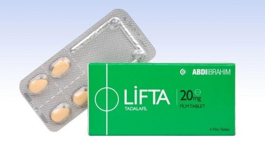 Lifta 20mg Film Tadalafil Tablet Review: Credible Manufacturer, Recommendable Tadalafil Brand