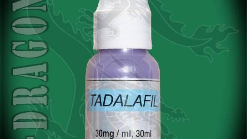 Iron Dragon Tadalafil Review: Warning – Formulation That is Not intended for Human Consumption!