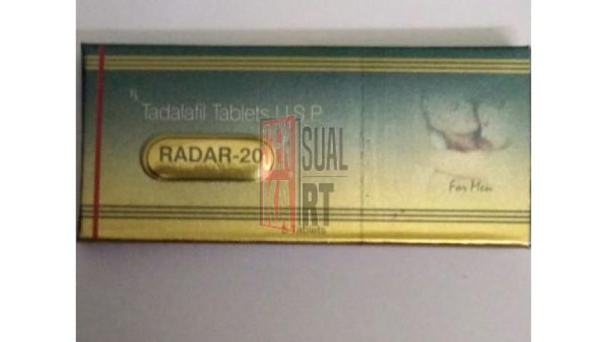 Radar 20 Tadalafil Review: Side Effects the Manufacturer Does Not Want You to Know About