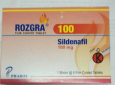 Rozgra 100mg Sildenafil Review: Trustworthy Generic Brand