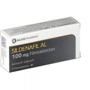 Sildenafil AL by ALIUD Pharma GmbH
