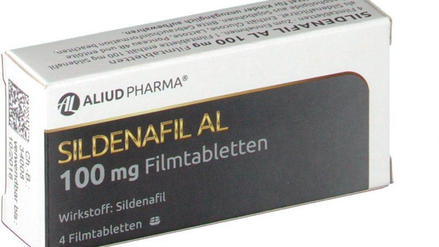 Sildenafil AL 100 mg Review: Erectile Dysfunction German Brand with Unconfirmed Efficacy