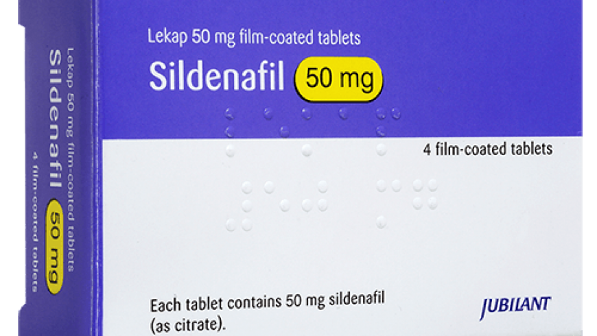 Gedena 50/100mg Review: Prescription Only Medication for Erectile Dysfunction