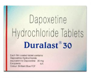 Duralast 30 by Sun Pharmaceuticals Industries Ltd.