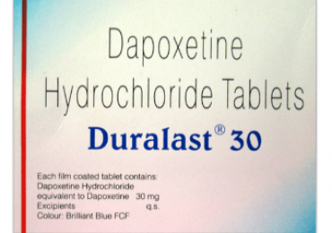 Duralast 30 Mg Tablet Review: Dapoxetine Generic Product from A Reputable Manufacturer