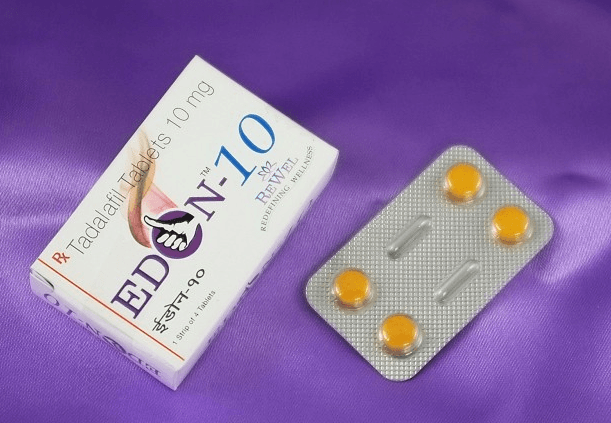 Edon 5/10/20 mg Tablet Review: Potential ED Product Despite the Lack of Reviews