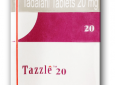 Tazzle 10mg/20mg Dr Reddy Laboratories Review: Don't Be Tricked Into Unknown Medication