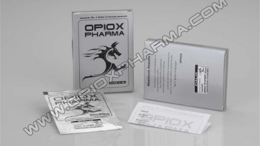Opiox Pharma Tadalafil Review: Male Enhancement Pills Information Revealed