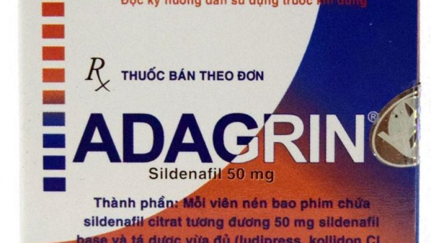 Adagrin 50/100mg Review: Vietnamese Sildenafil Brand with No Customer Reviews