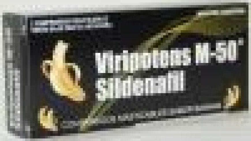 Viripotens 100 Sildenafil Review: Rejected Anti-Erectile Treatment
