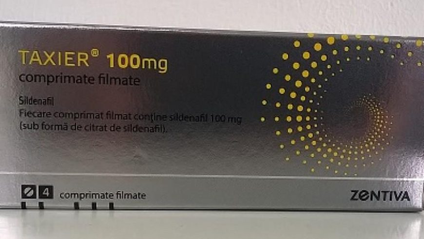 Taxier 100mg Sildenafil Review: European Brand of Sildenafil Controlled by A Worldwide Company