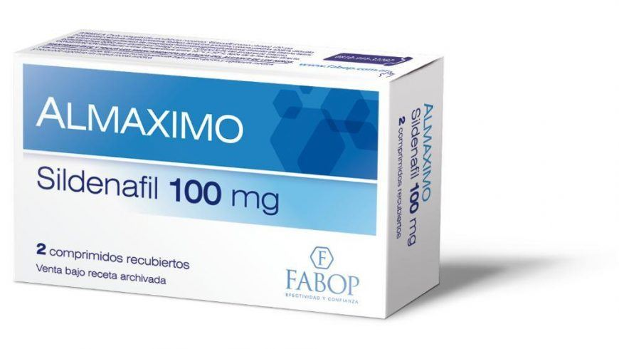 Almaximo Sildenafil 100mg Review: Unavailable Treatment for Erectile Dysfunction