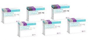 Sildenafil by Cinfamed