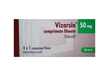 Vizarsin 100mg Review: Striking Anti-Erectile Dysfunction Agent