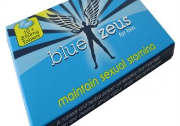 Blue Zeus 100mg Review: ED Brand with a Good Profile That Lacks Patient Reviews