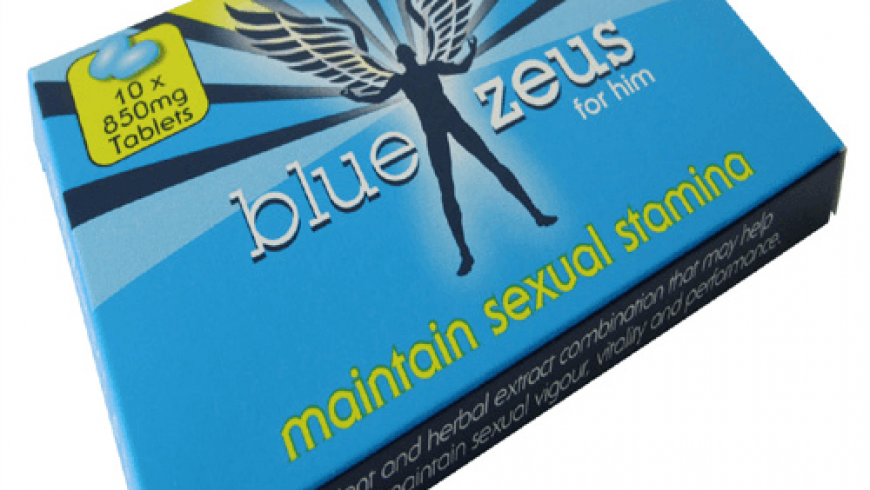 Blue Zeus 100mg Review: ED Brand with a Good Profile That Lacks Patient Reviews