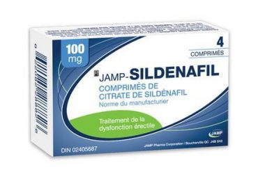 Jamp-Sildenafil Review: Yet Another Ordinary and Unreliable Brand of Sildenafil