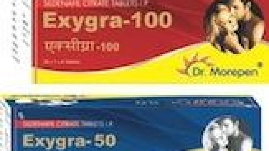 Exygra 100 Review: Affordable Sildenafil Drug With the Same Formula as of Viagra